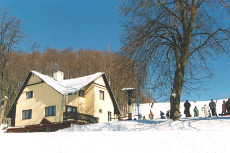 Silvestr na hor�ch - Orlick� hory - Penzion v Rokytnici v Orlick�ch hor�ch